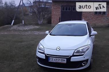 Renault Megane 2013 в Чернівцях