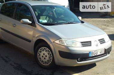 Renault Megane 2005 в Луцке