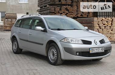 Renault Megane 2008 в Чемеровцах