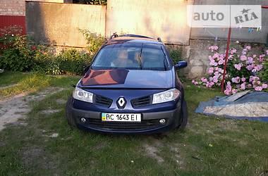 Renault Megane 2006 в Львові