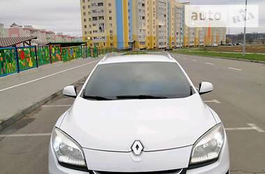 Renault Megane 2012 в Виннице