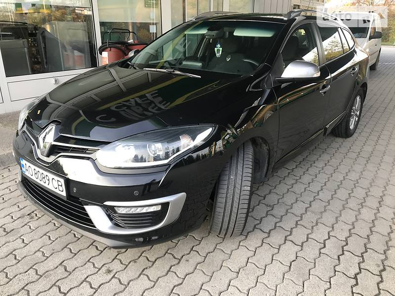 Renault Megane 2014 в Мукачево