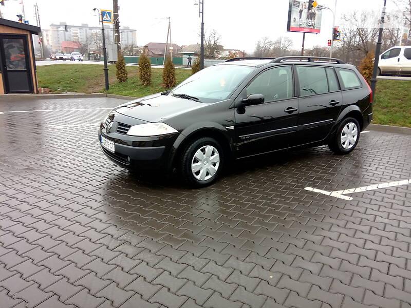 Renault Megane 2005 в Хмельницком