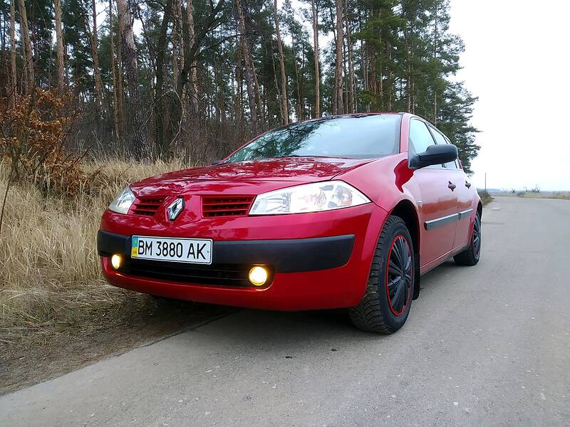 Renault Megane 2003 в Глухове