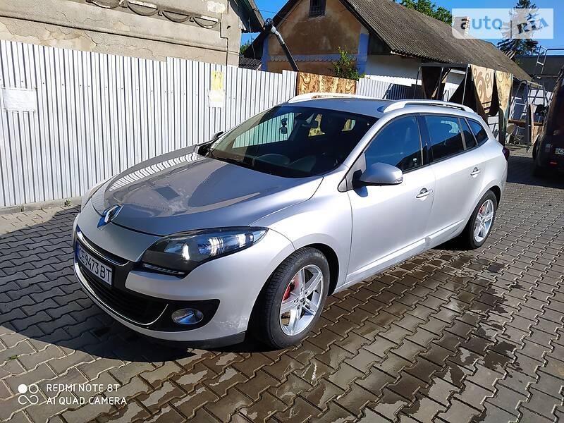 Renault Megane 2013.10mesets