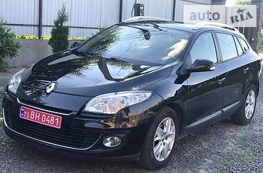 Renault Megane 2013 в Луцке