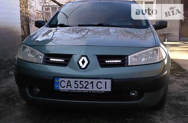 Renault Megane 2005 в Черкассах
