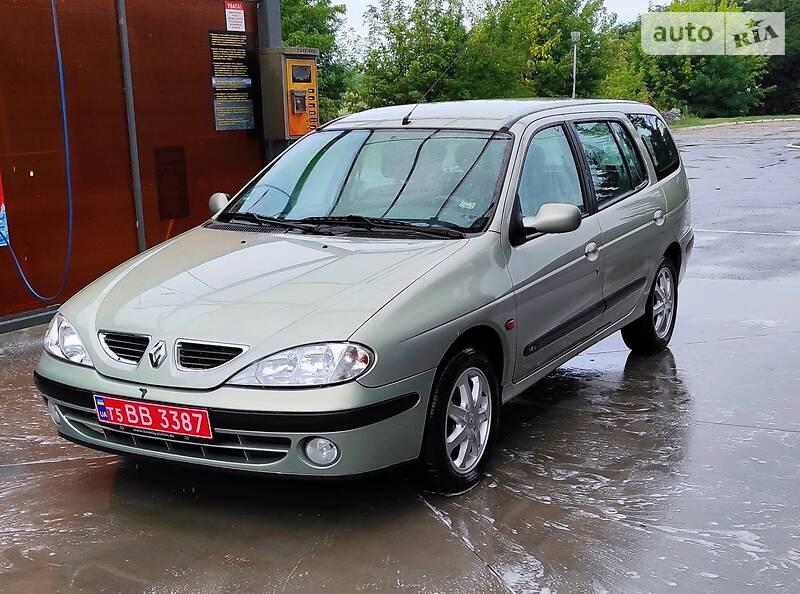 Renault Megane 2002 в Бердичеве