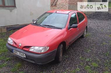 Renault Megane 1997 в Хусте
