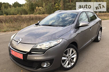 Renault Megane 2012 в Новограде-Волынском