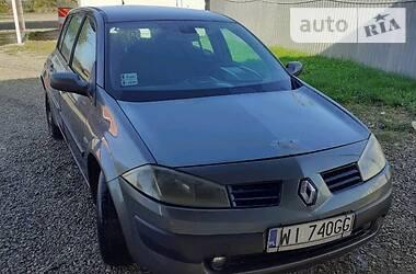 Renault Megane 2003 в Черновцах
