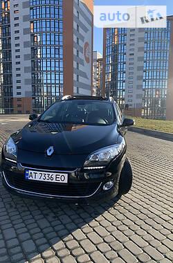 Renault Megane 2013 в Ивано-Франковске