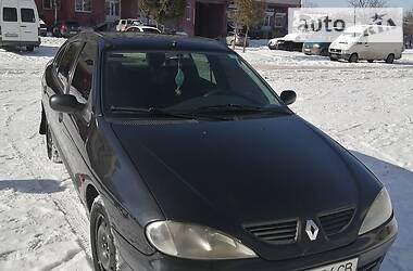Renault Megane 2002 в Ивано-Франковске