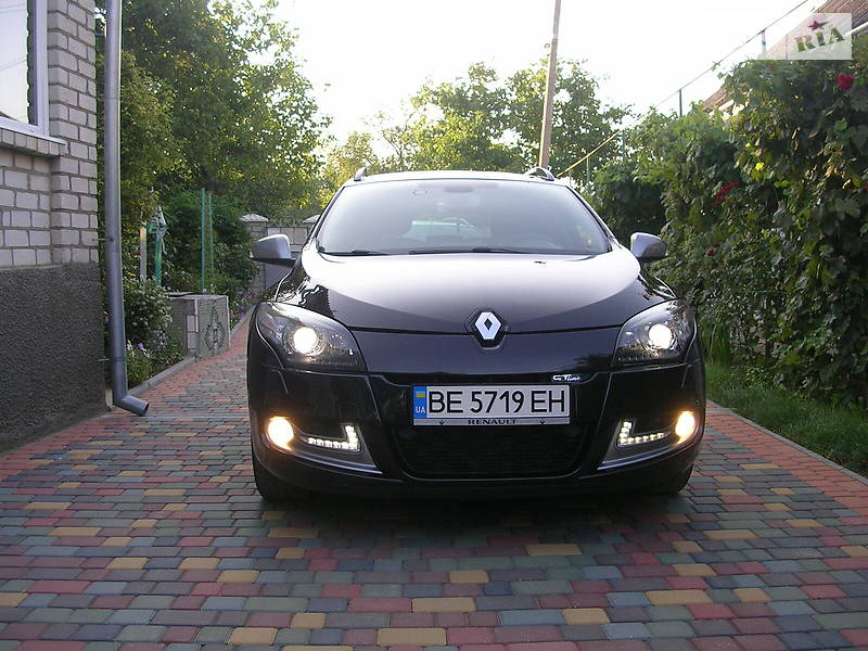 Унiверсал Renault Megane 2012 в Миколаєві