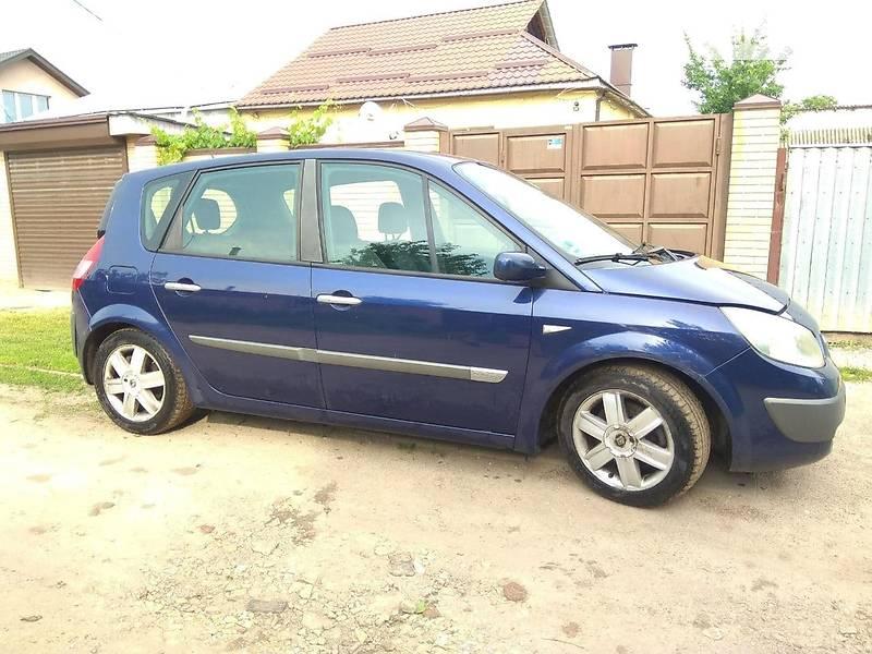 Хэтчбек Renault Megane 2004 в Харькове