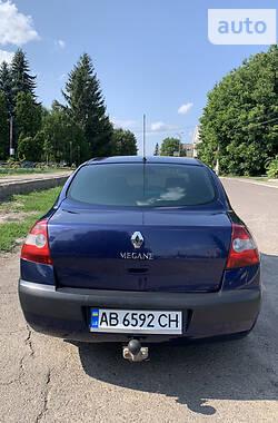 Седан Renault Megane 2004 в Виннице