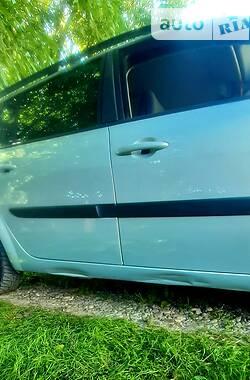 Универсал Renault Megane 2003 в Черновцах