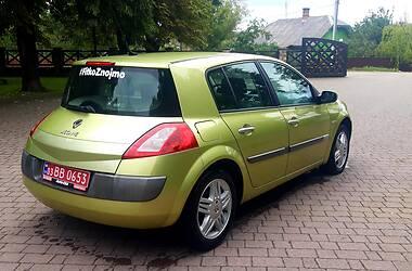 Хэтчбек Renault Megane 2004 в Калуше