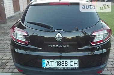 Универсал Renault Megane 2012 в Ивано-Франковске