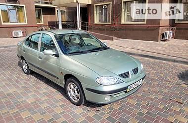 Седан Renault Megane 2002 в Одессе