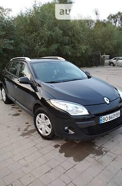 Универсал Renault Megane 2011 в Тернополе