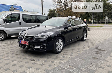 Универсал Renault Megane 2015 в Ровно