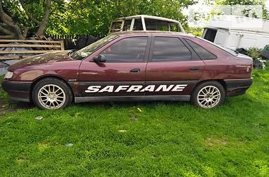 Хэтчбек Renault Safrane 1993 в Ровно