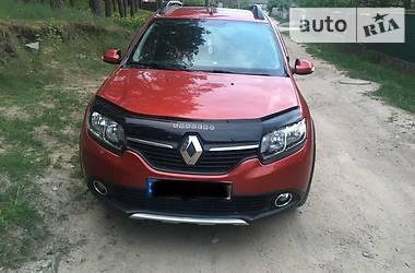 Renault Sandero StepWay 2016 в Житомире
