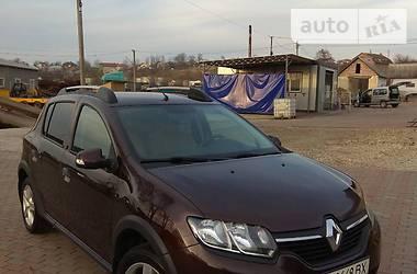 Renault Sandero StepWay 2016 в Рогатине