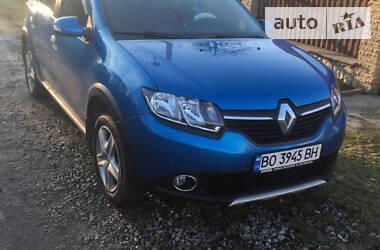 Renault Sandero StepWay 2015 в Тернополе