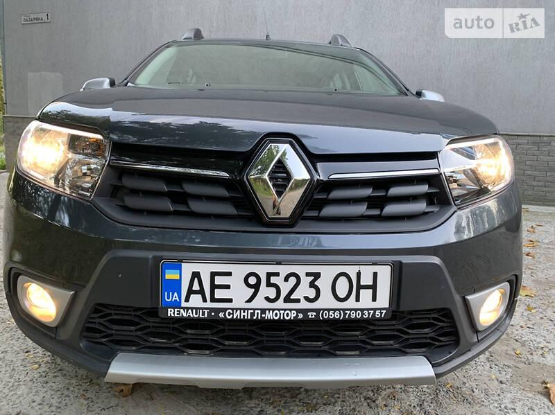 Renault Sandero StepWay 2019 в Днепре