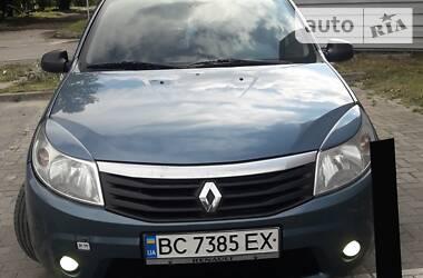 Renault Sandero 2009 в Львове