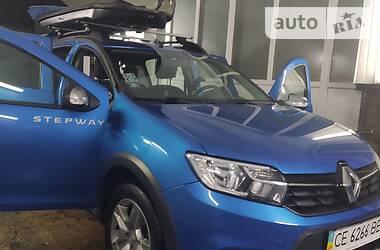 Renault Sandero 2017 в Черновцах