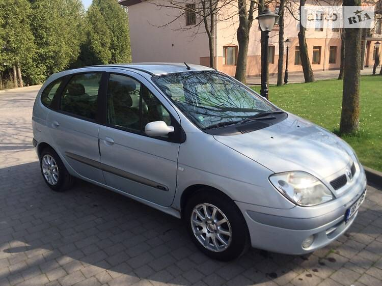 Renault Scenic 2002 в Калуше