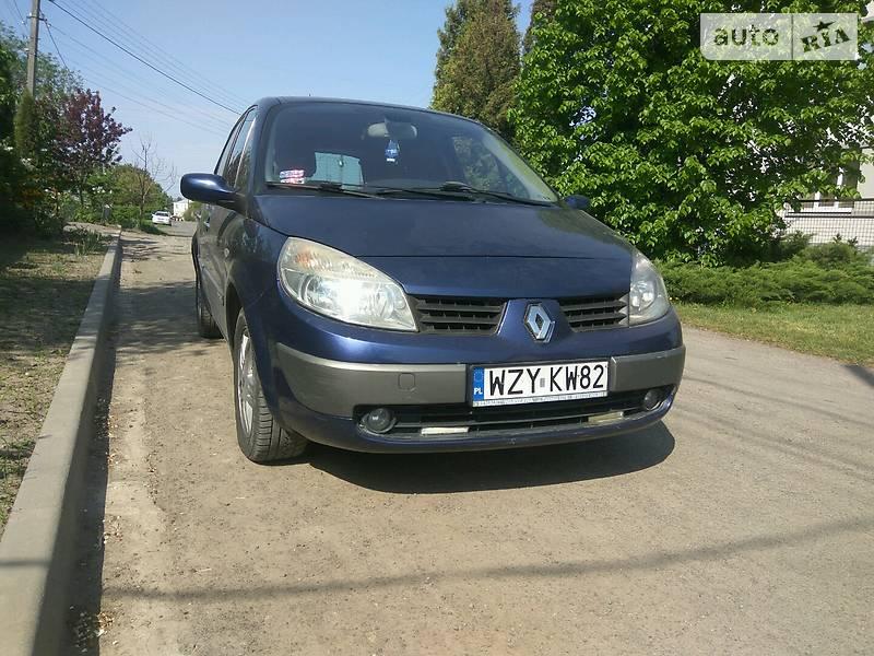 Renault Scenic 2004 в Луцке