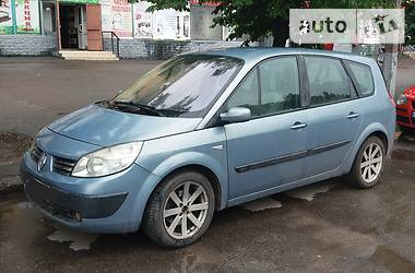 Renault Scenic 2004 в Кривом Роге