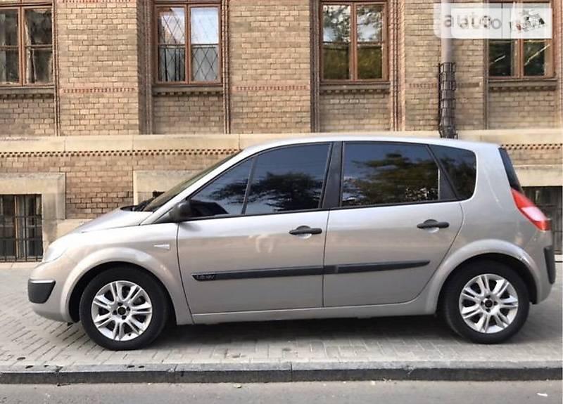 Renault Scenic 2004 в Коломые