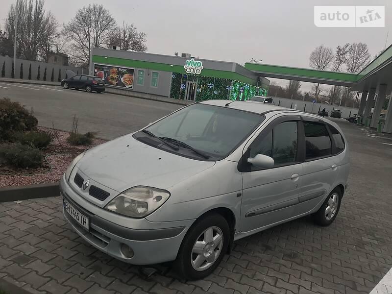 Renault Scenic 2002 в Одессе