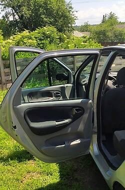 Мінівен Renault Scenic 2002 в Деражні