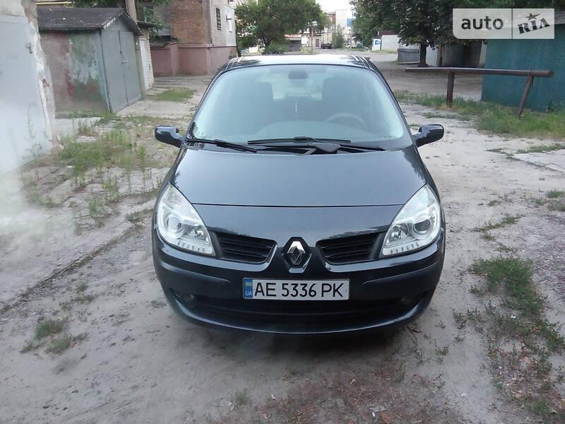 Универсал Renault Scenic 2008 в Днепре