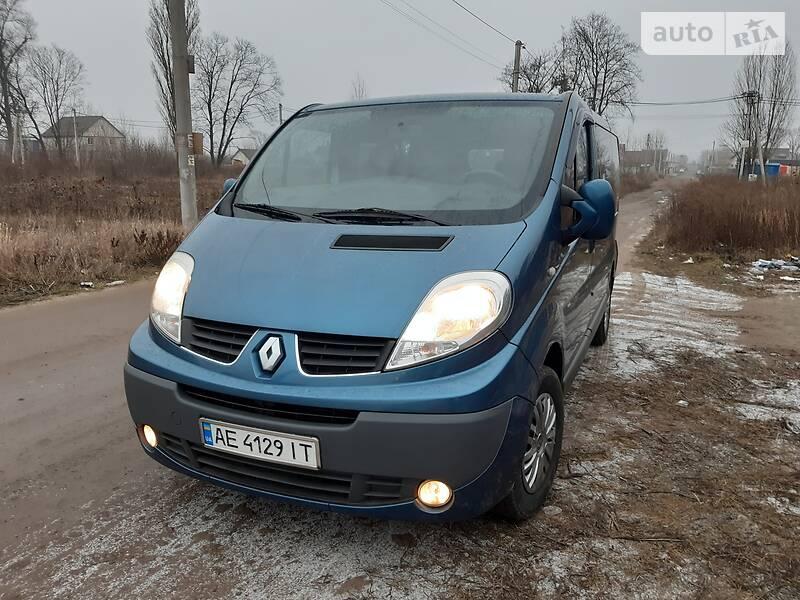 Renault Trafic груз.-пасс. 2013 в Борисполе