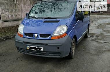 Renault Trafic груз.-пасс. 2005 в Киеве