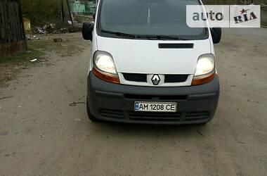 Renault Trafic груз.-пасс. 2006 в Житомире