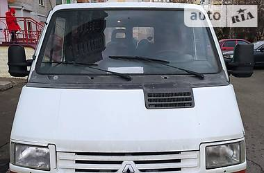 Легковой фургон (до 1,5 т) Renault Trafic груз.-пасс. 1997 в Киеве