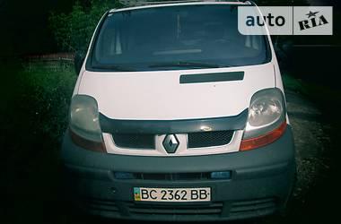 Renault Trafic груз. 2002 в Ивано-Франковске