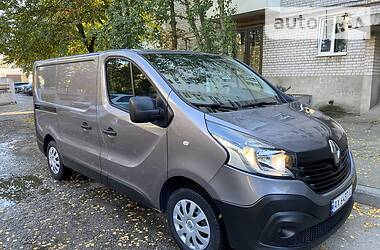 Renault Trafic груз. 2016 в Новомосковске