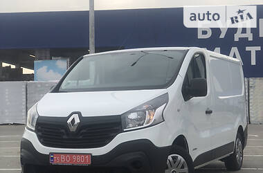 Renault Trafic груз. 2016 в Ковеле