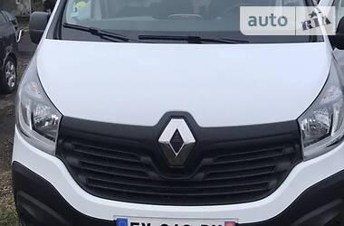 Renault Trafic груз. 2018 в Новых Санжарах