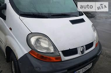 Renault Trafic груз. 2005 в Житомире