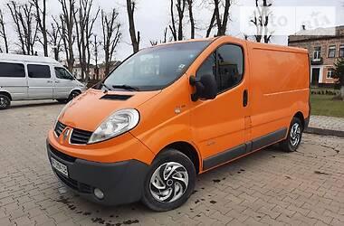 Легковой фургон (до 1,5 т) Renault Trafic груз. 2011 в Львове